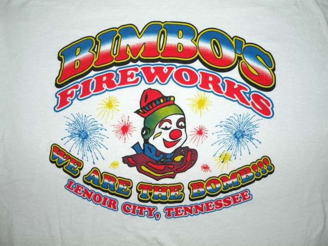 Bimbo's Fireworks, Gas Station, and Travel Center