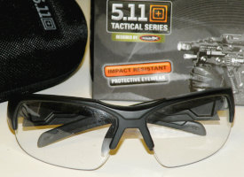 c229aec8ab4 Gear Review  5.11 Tactical Shooting Glasses