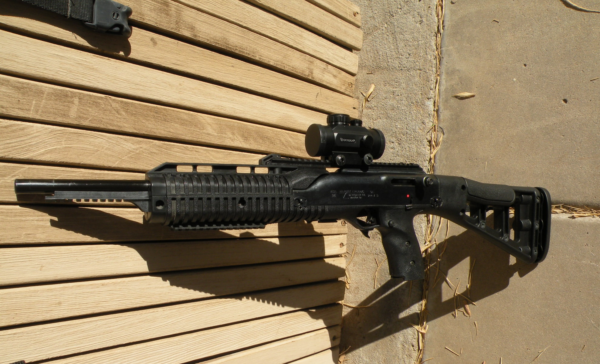 The Little Carbine That Could: A Hi-Point 995 Carbine