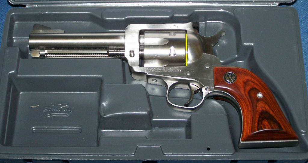Ruger Single Action .357 Magnum revolver