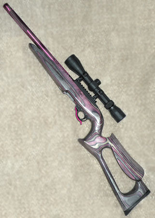 purple ruger 10-22